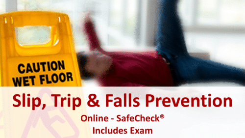 SafeCheck® Slip, Trip & Falls Prevention