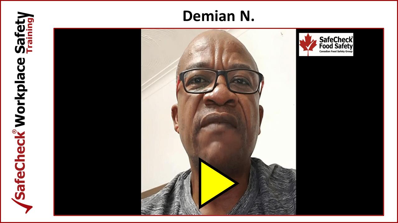 SafeCheck Client - Demian N.