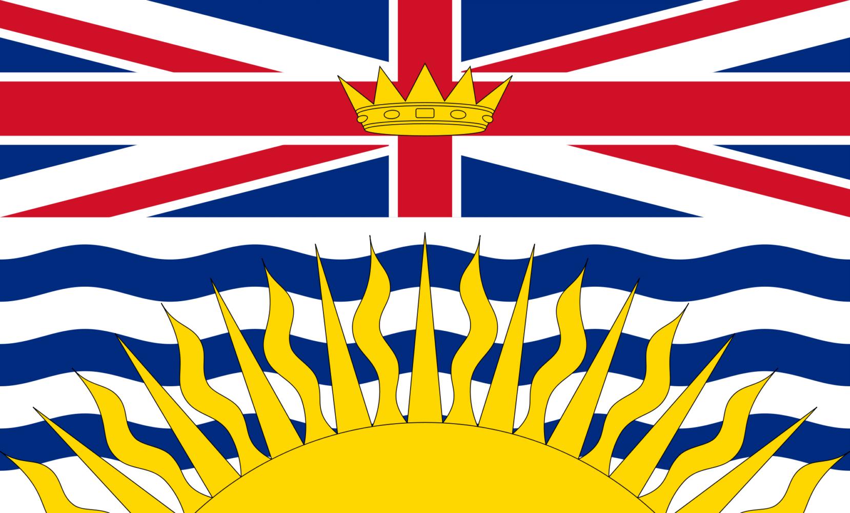 Flag - British Columbia