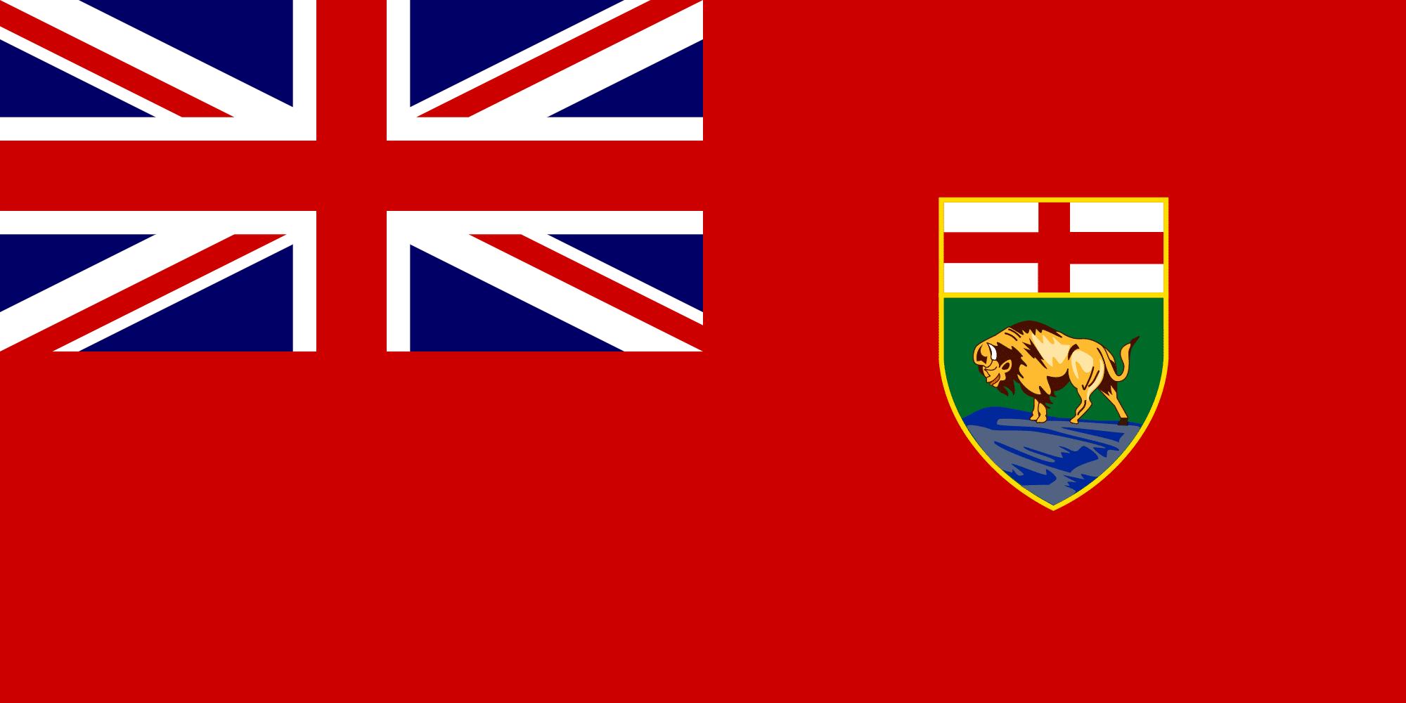 Manitoba Flag