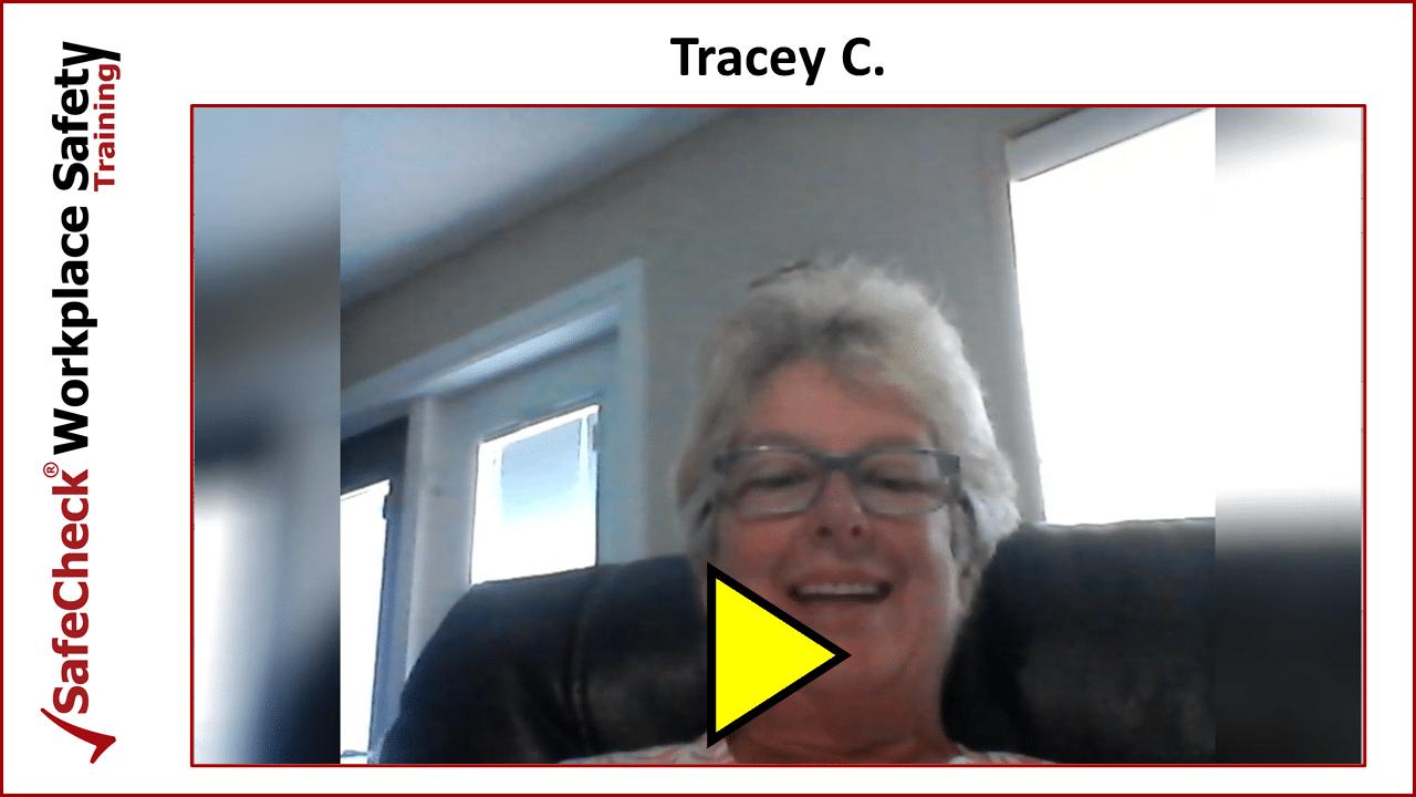 SafeCheck Client Tracey C.