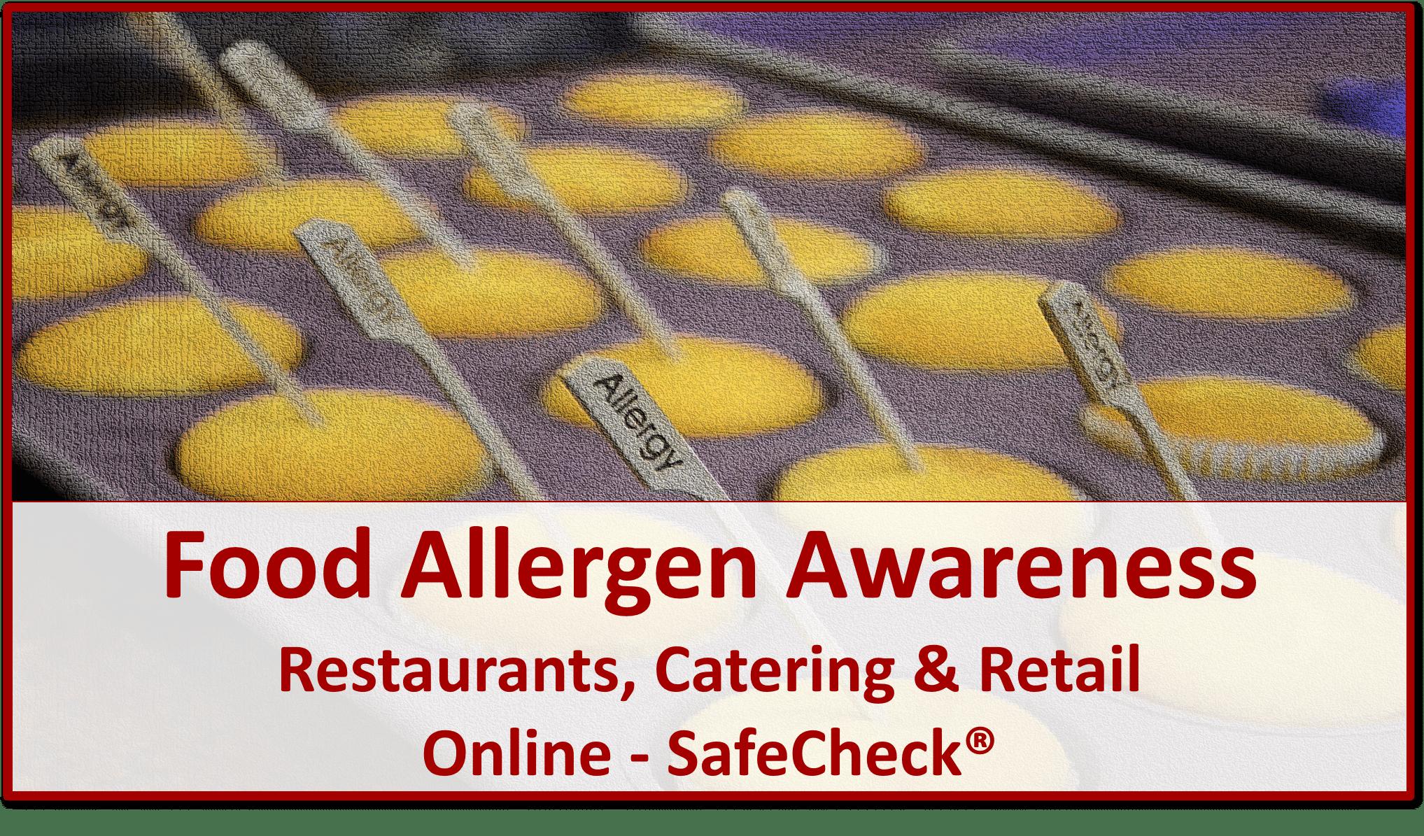 Food Allergen Awareness for Foodservice